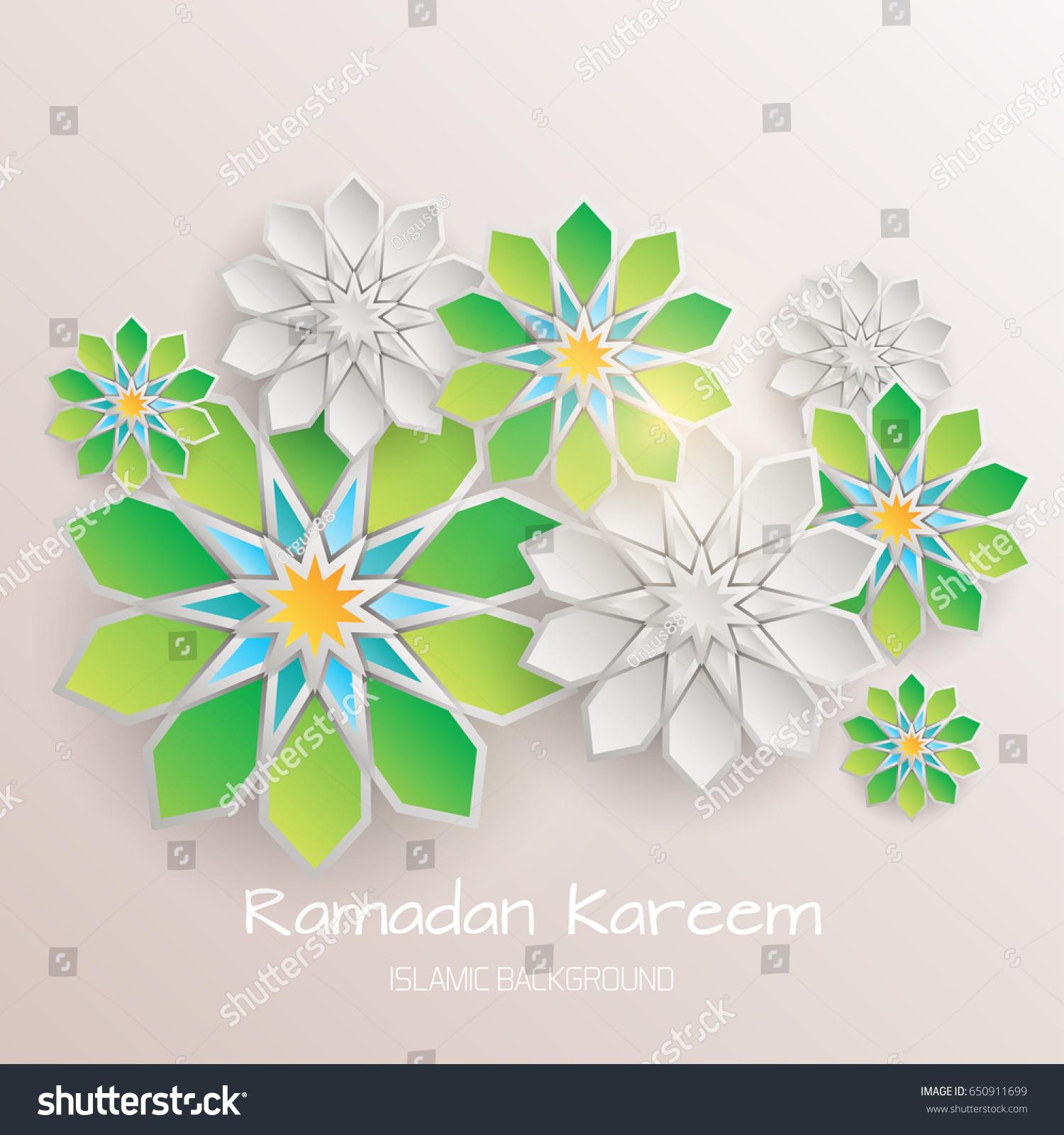 Greeting card paper graphic islamic geometric stock vector 650911699 greeting card with with paper graphic of islamic geometric art kristyandbryce Image collections