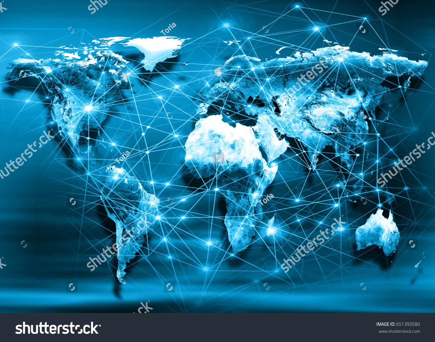 World map on technological background best stock illustration world map on a technological background best internet concept of global business elements of gumiabroncs Image collections