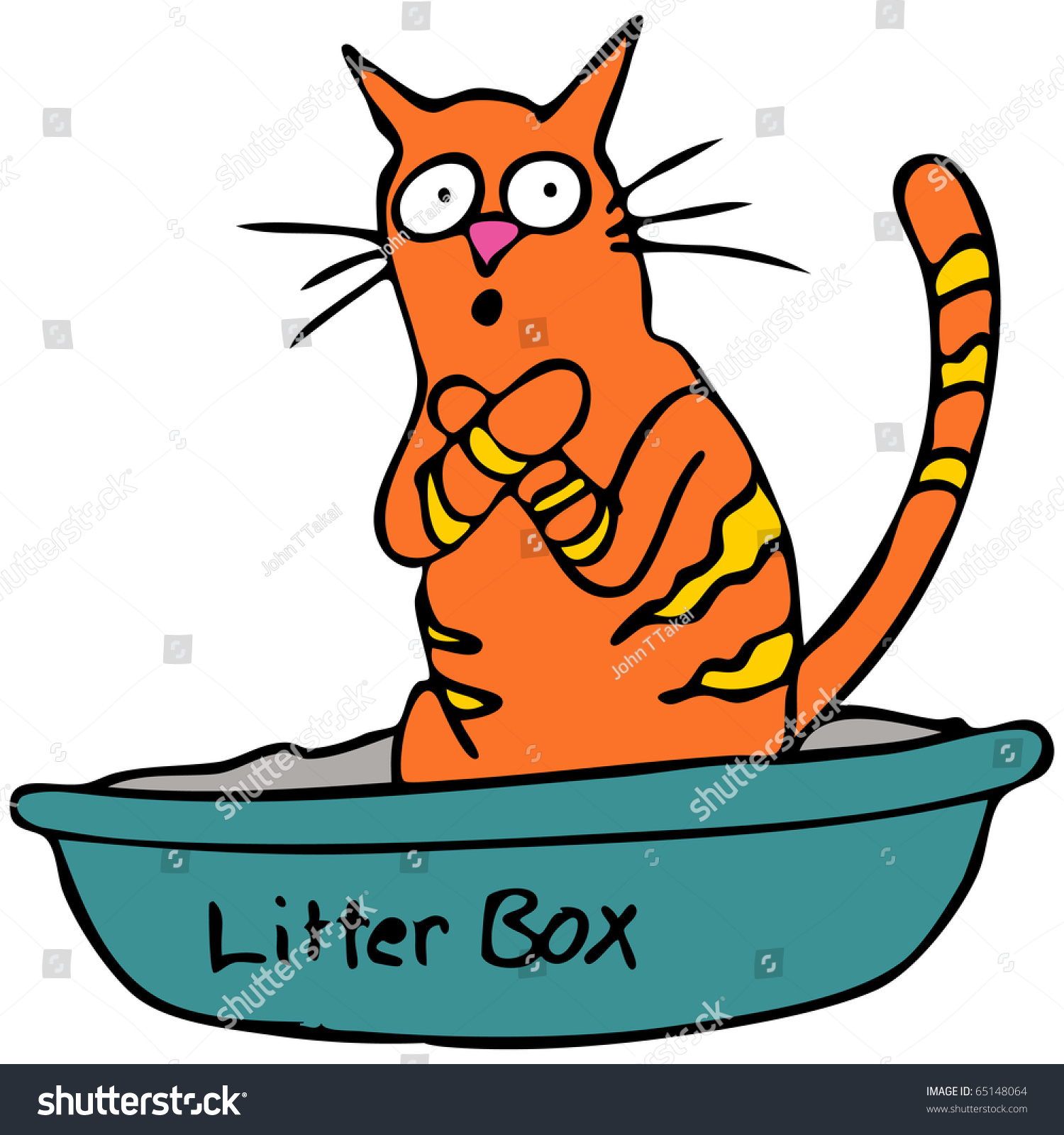 How To Stop A Cat Using Litter Tray