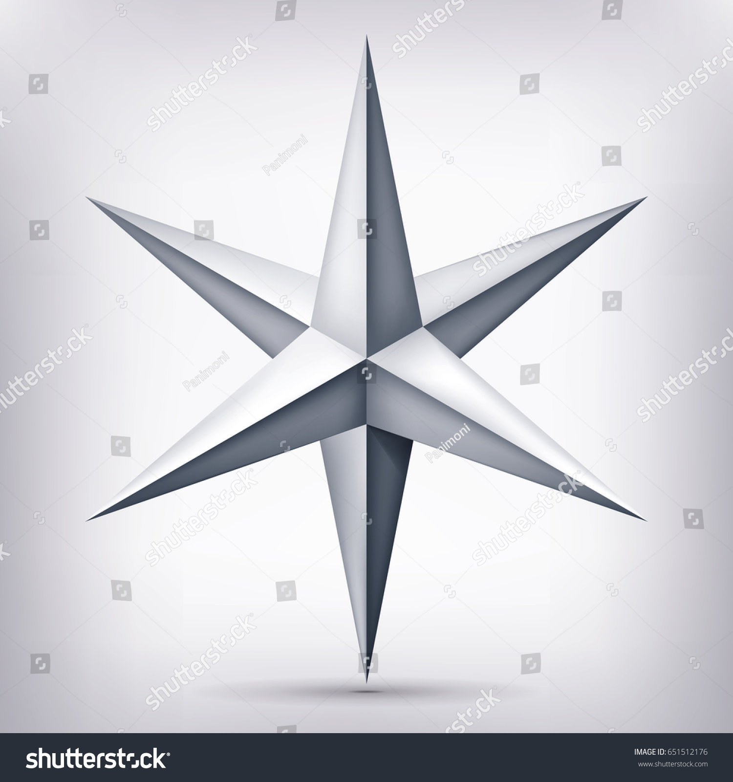 big star template clipart christmas tree outline google search