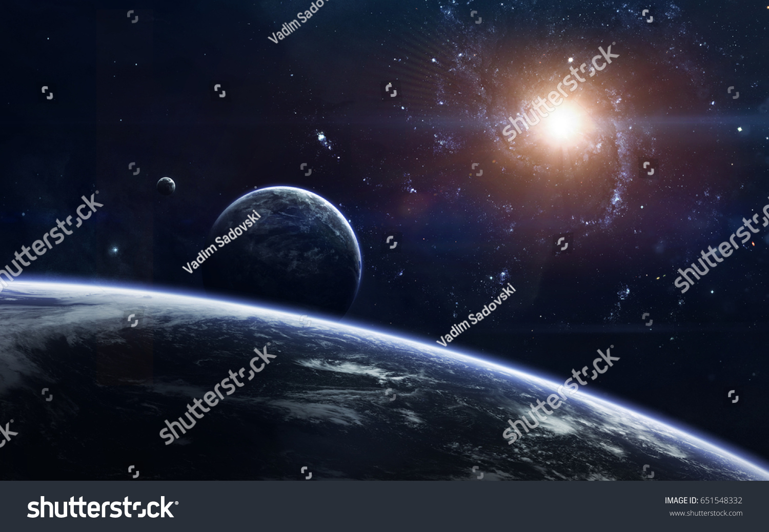 Science Fiction Space Wallpaper Incredibly Beautiful 651548332