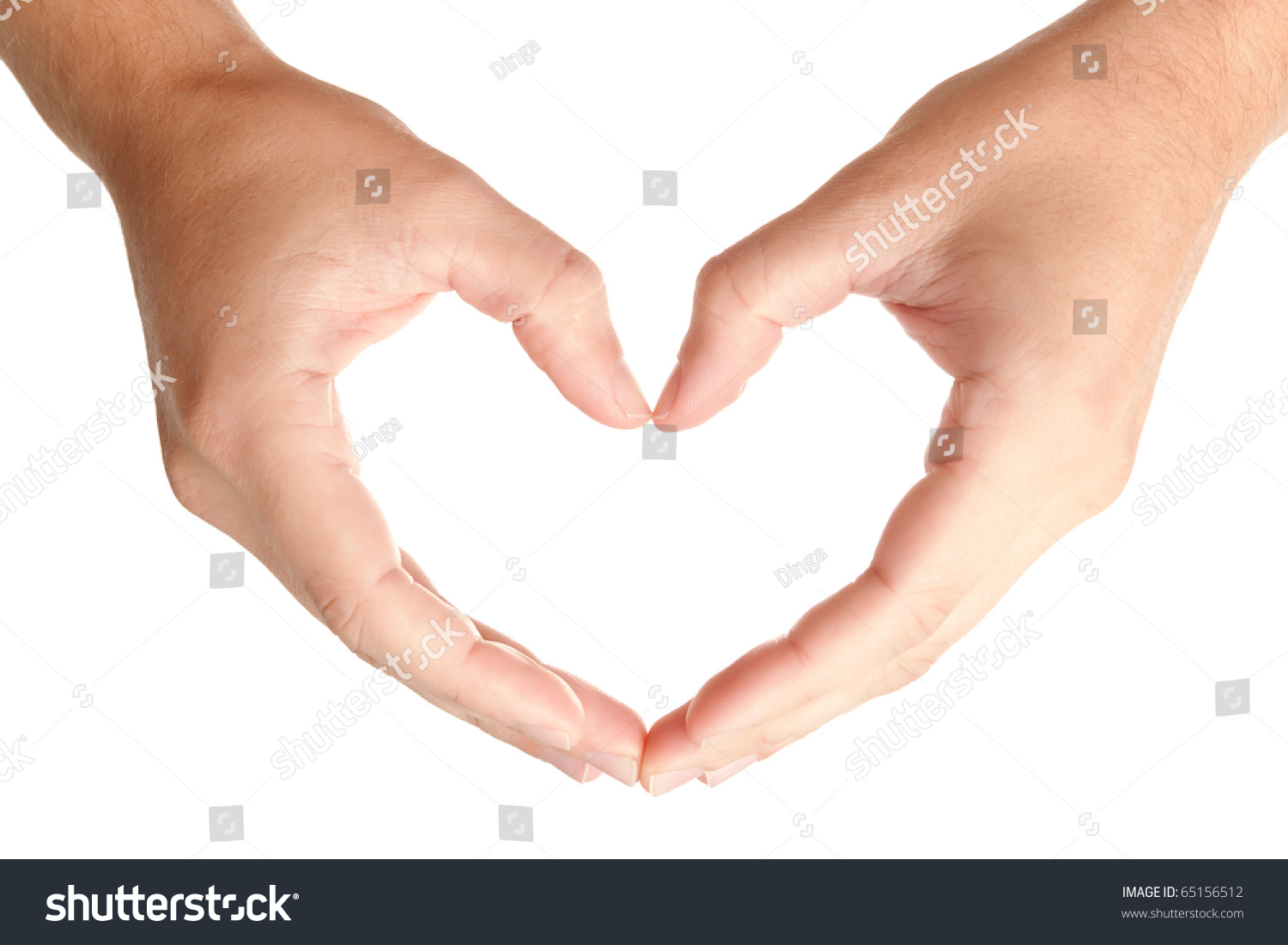 Uncategorized Hands In A Heart men hands protecting hearts shape showing stock photo 65156512 in love and care symbol isolated on white