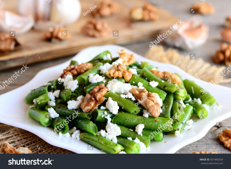 Green Bean Vinegar Salad Recipe