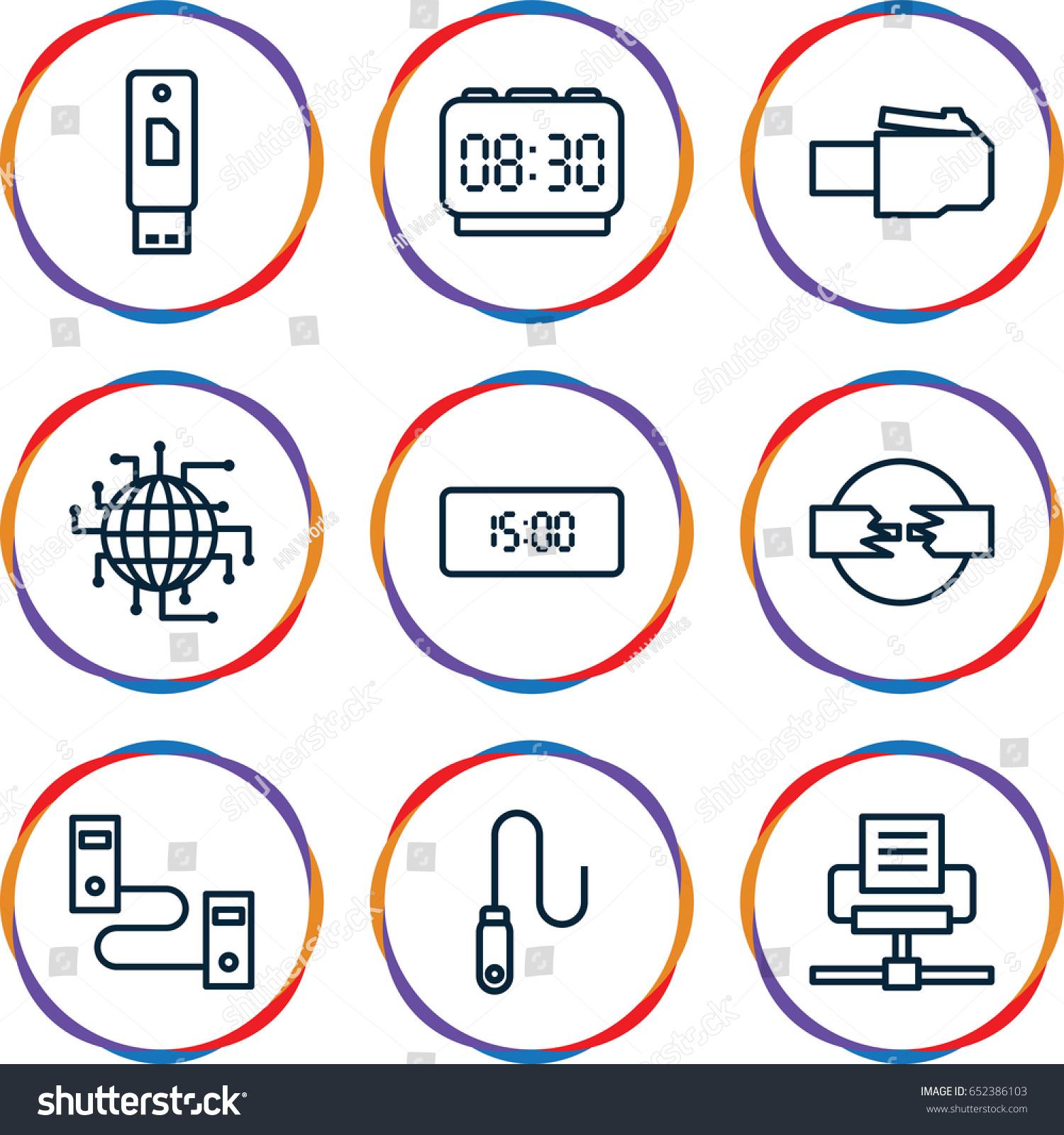 Nice Wire Stock Clocks Photo - Electrical Diagram Ideas - itseo.info
