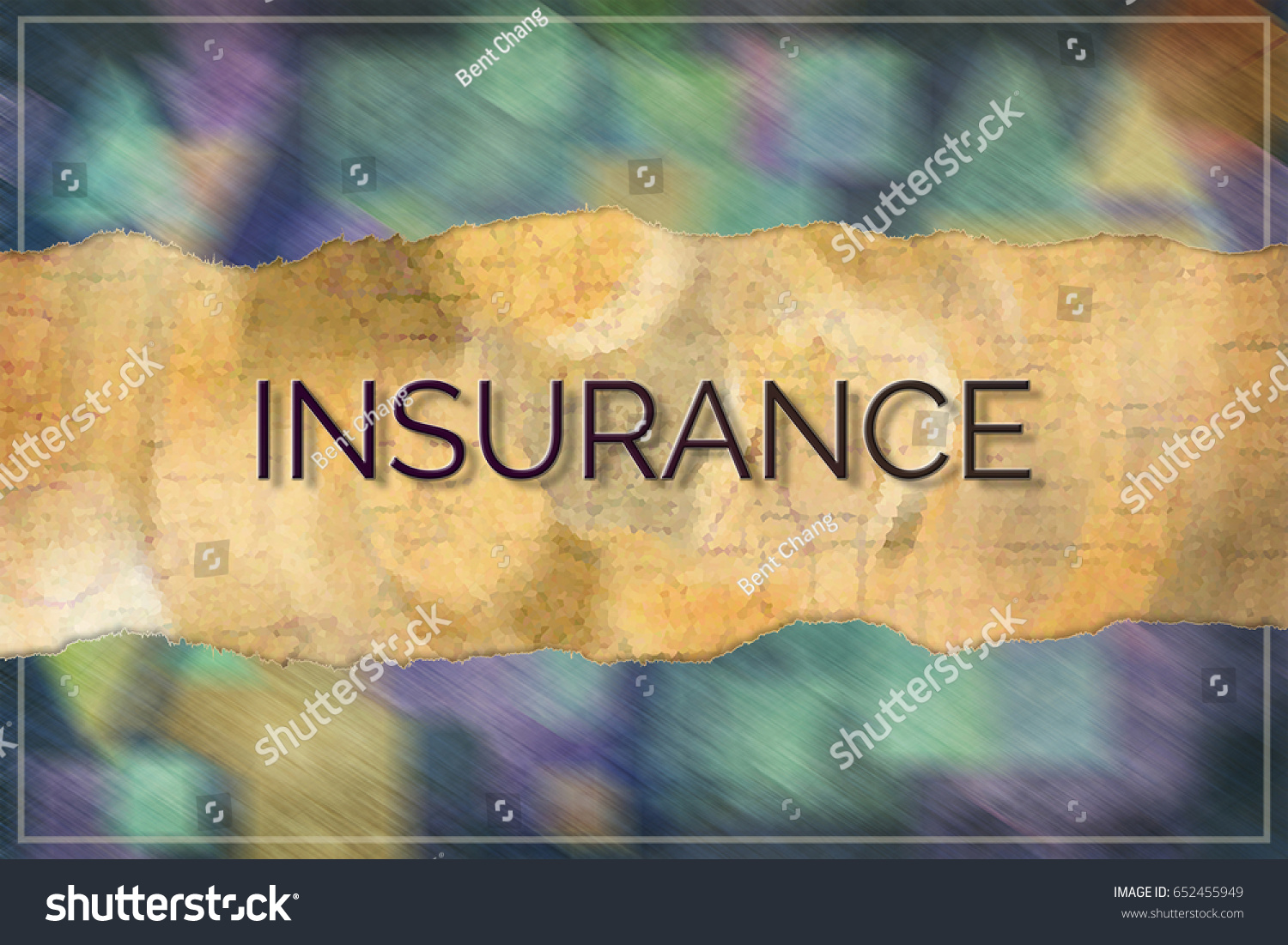 Royalty Free Stock Illustration Of Insurance Business Conceptual
