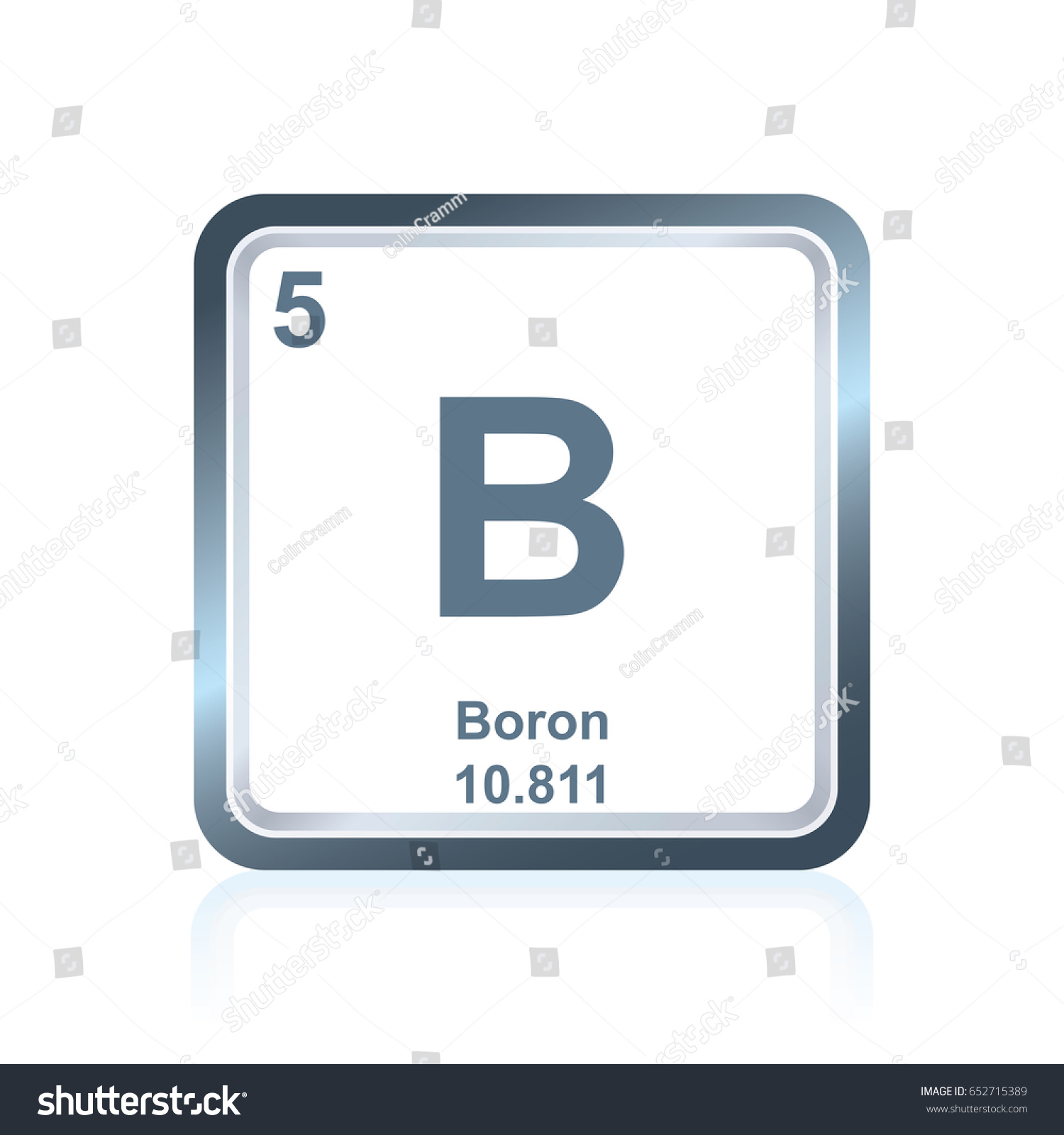 Element b periodic table image collections periodic table images symbol chemical element boron seen on stock vector 652715389 symbol of chemical element boron as seen gamestrikefo Choice Image