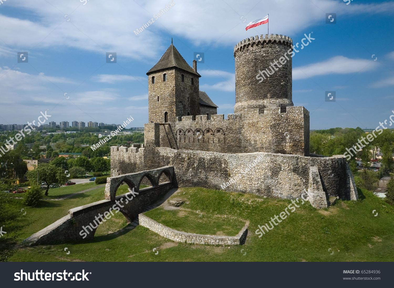 castle bedzin poland medieval - photo #8