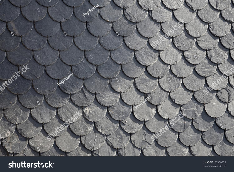 Tejado de pizarra stock photo 65300353 shutterstock - Tejados de pizarra ...