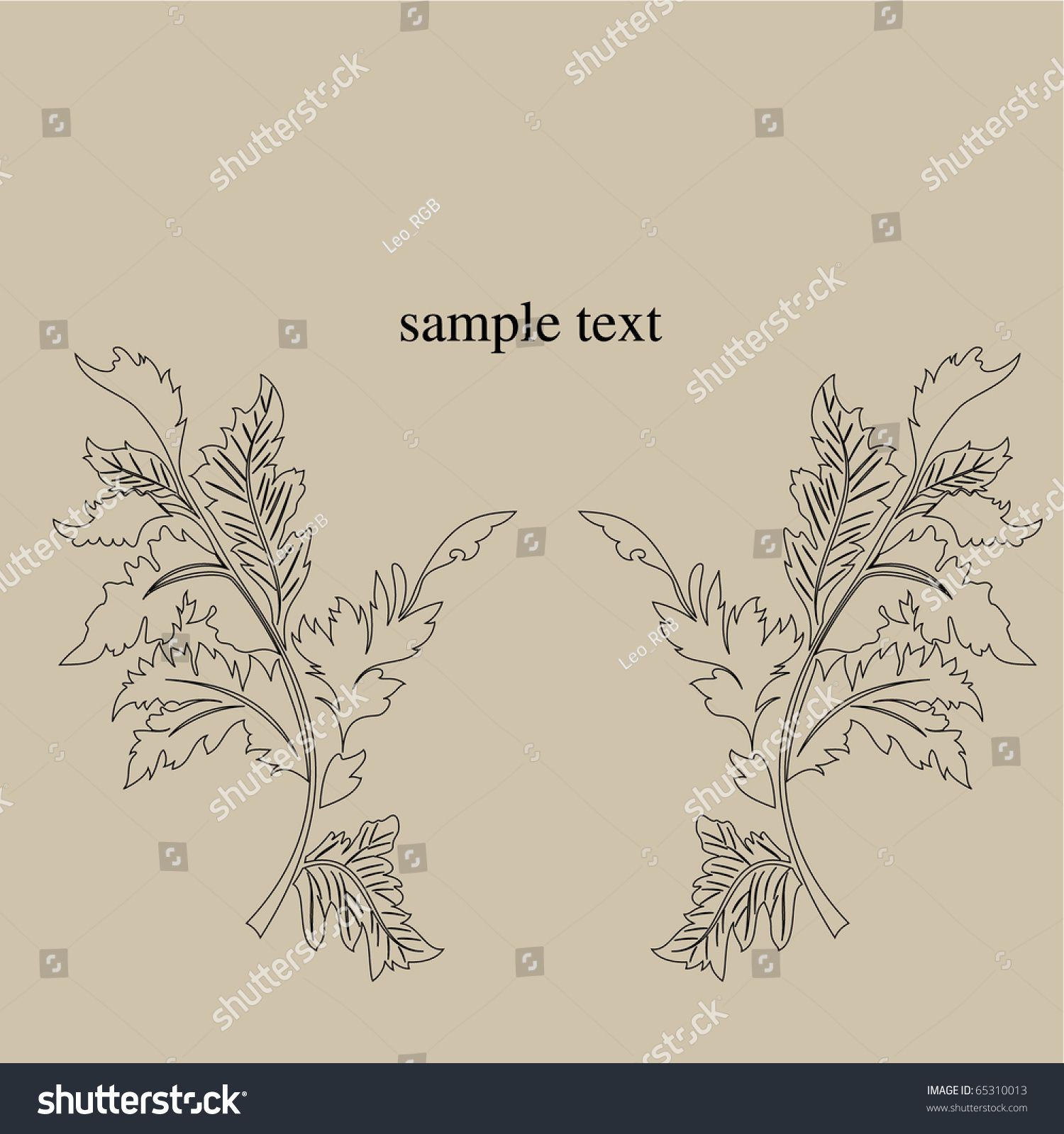 Vector Drawing Lines Html : Vector line drawing patterns background stock