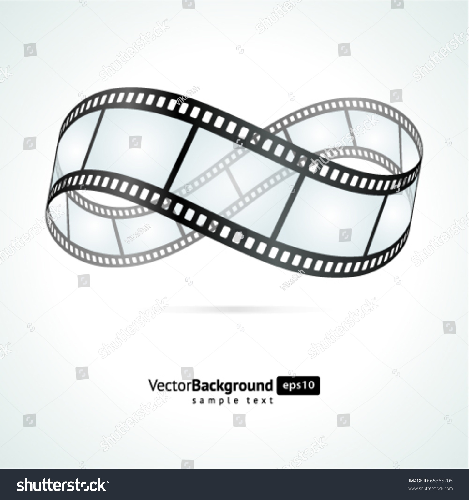 film strip infinity vector background stock vector royalty free 65365705 https www shutterstock com image vector film strip infinity vector background 65365705