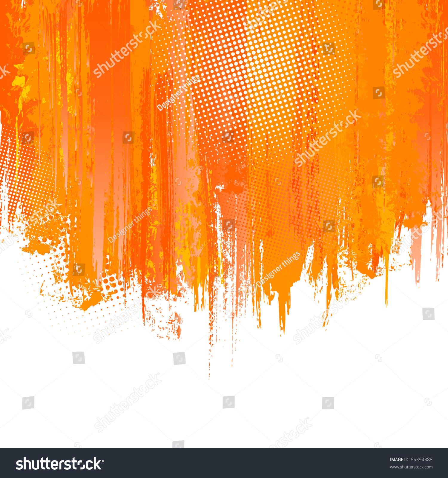 100 Orange Paint Colors