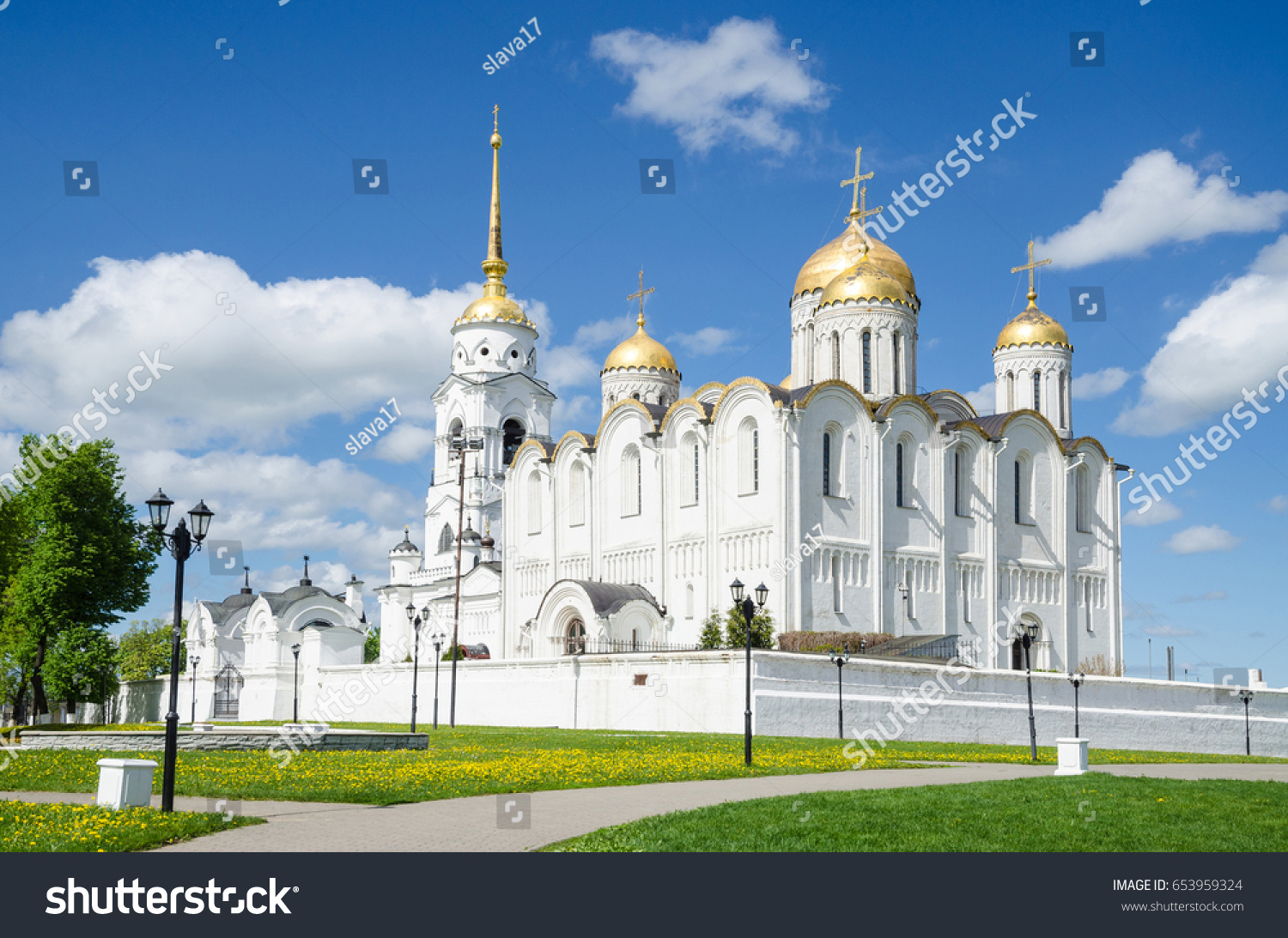 Sights of the city of Vladimir: description and photos 26