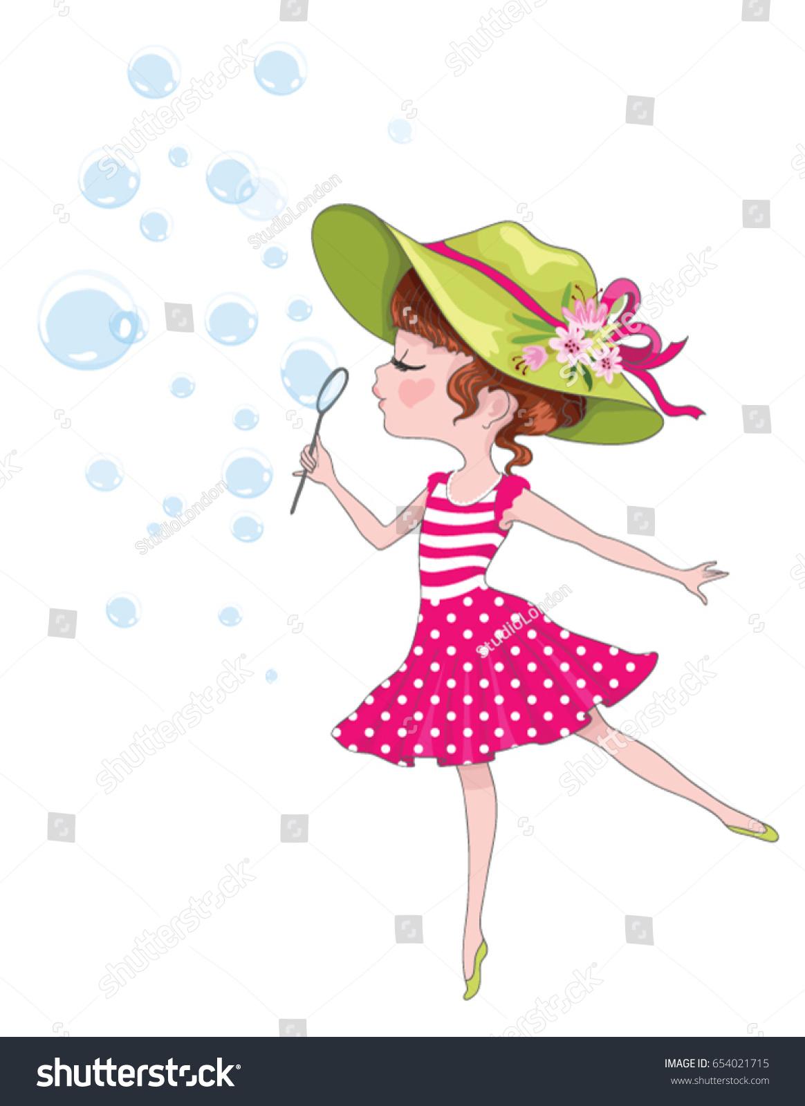 cute vectorchildren illustration books stock vector