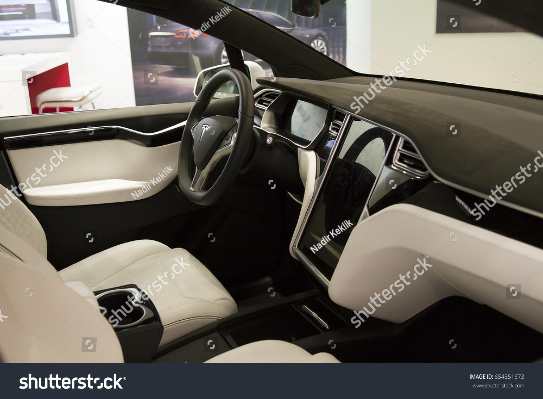 Guangzhou China May 01 2017 Tesla Stock Photo Edit Now 654351673