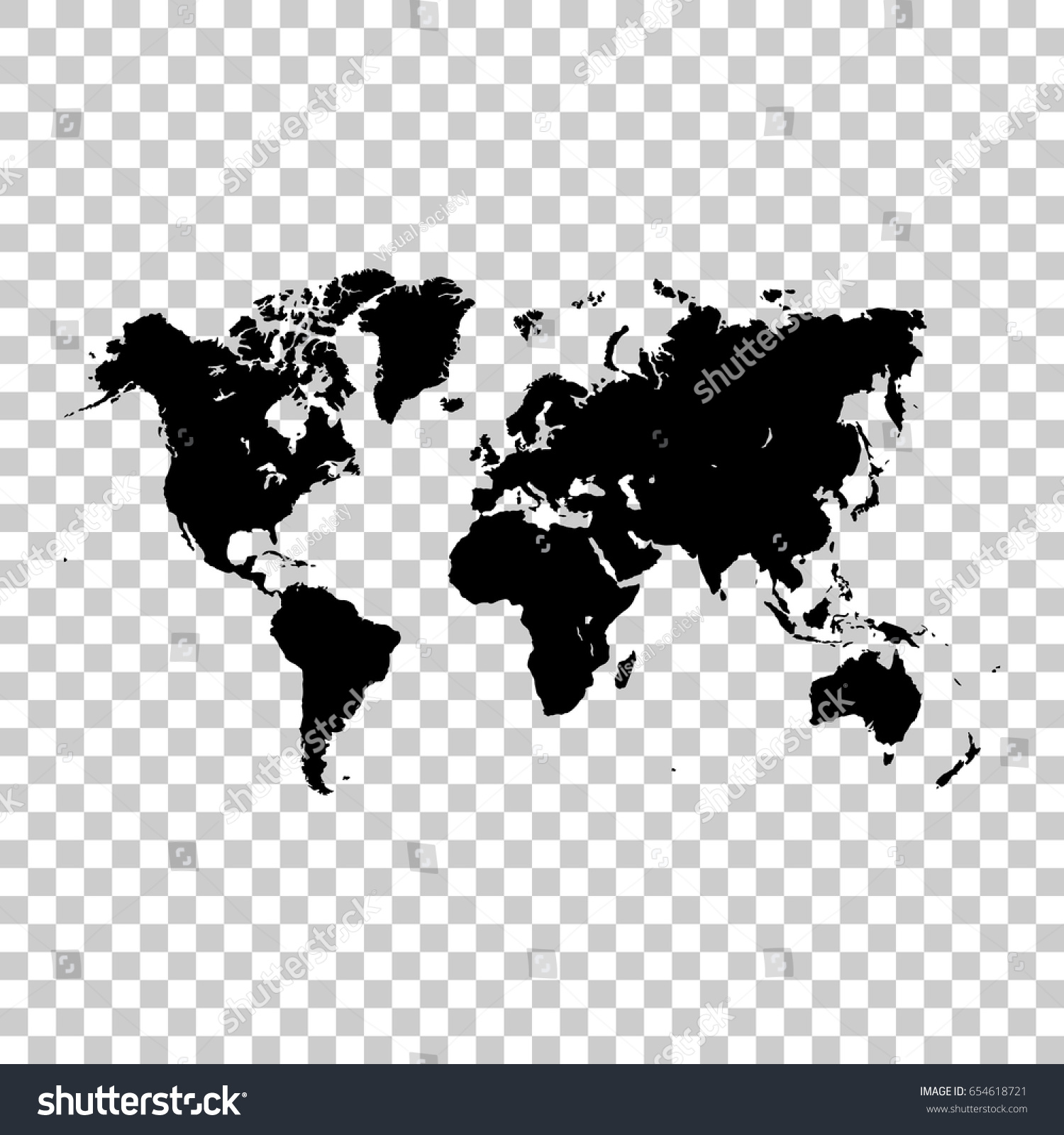 world map transparent background image collections