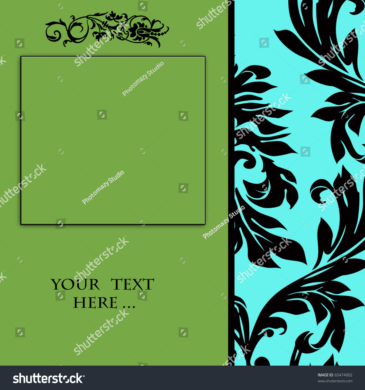Modern Party Invitation Templates Free Yaseen for – Modern Party Invitations