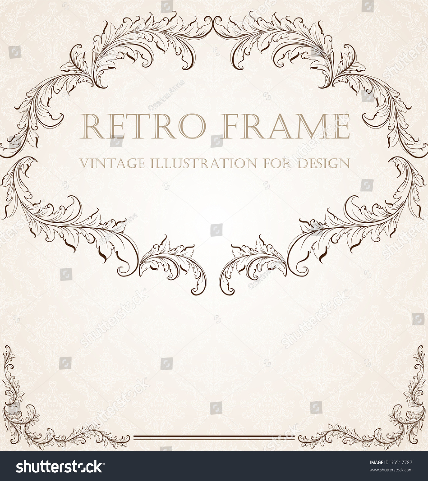Romance Book Cover Vector ~ Vertical vintage background book cover vector stock