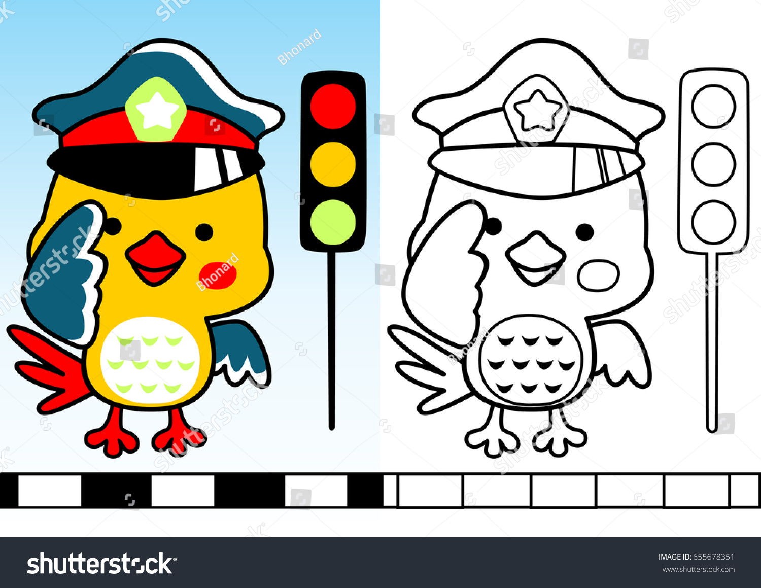 Coloring Pages Traffic Signs Home
