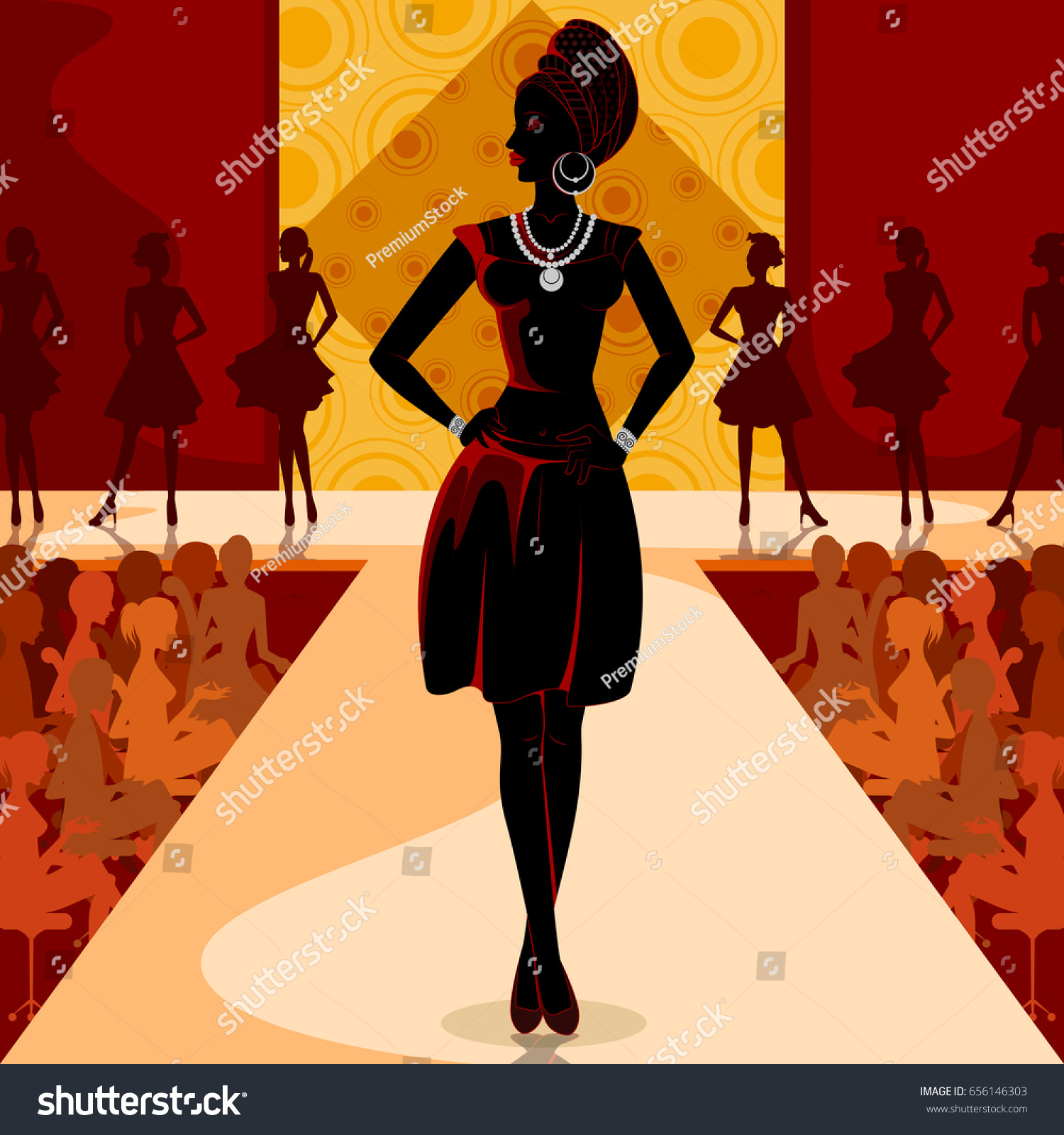 vector design beautiful african black woman stock vector royalty free 656146303 https www shutterstock com image vector vector design beautiful african black woman 656146303