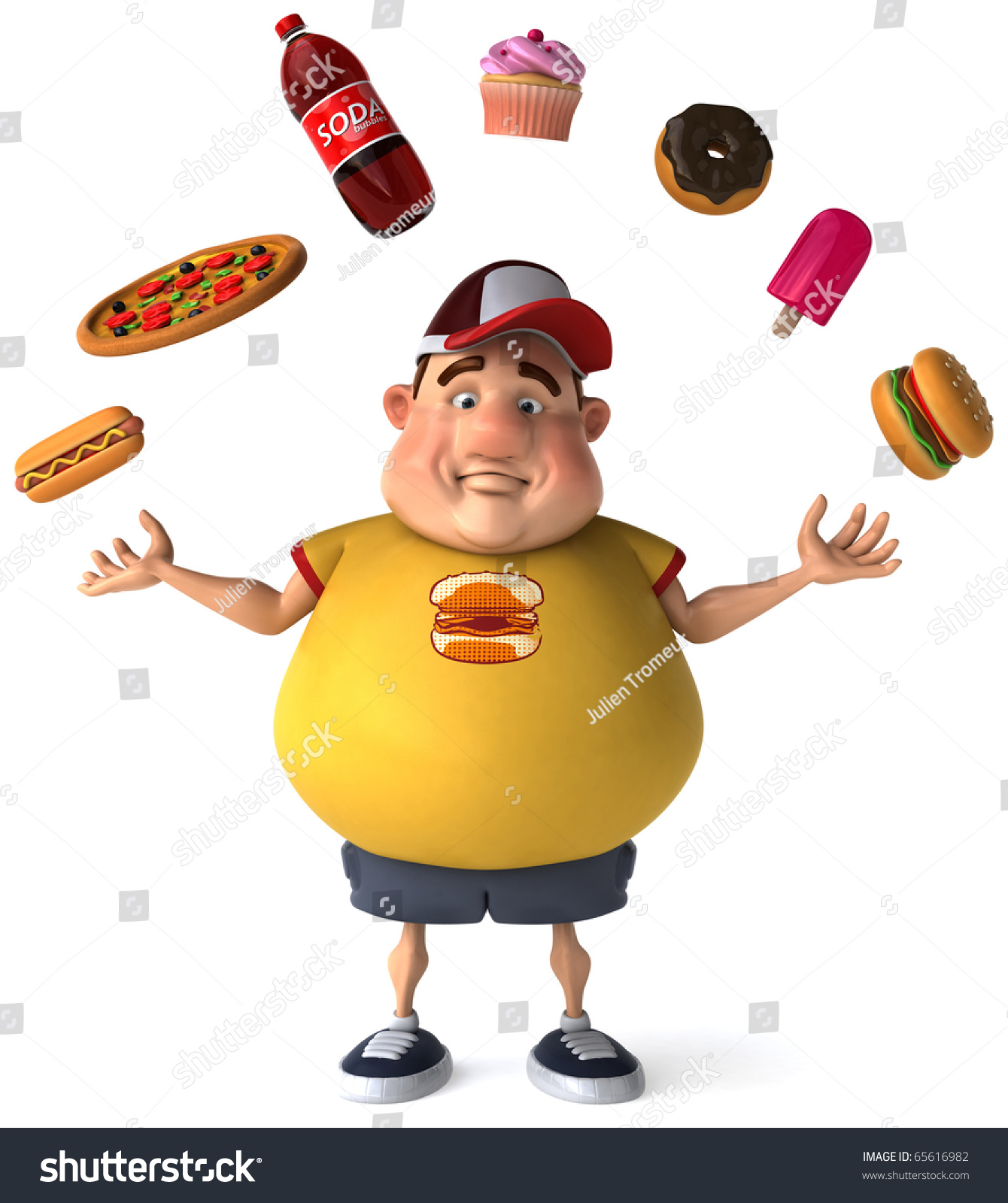 fast food and obesity For instance, children that have a fast food restaurant within 010 miles of their school have a 52% greater chance of being obese for pregnant women, the same distance to fast food restaurants increases their obesity odds by 25% no other restaurant types have any correlation with obesity rates.