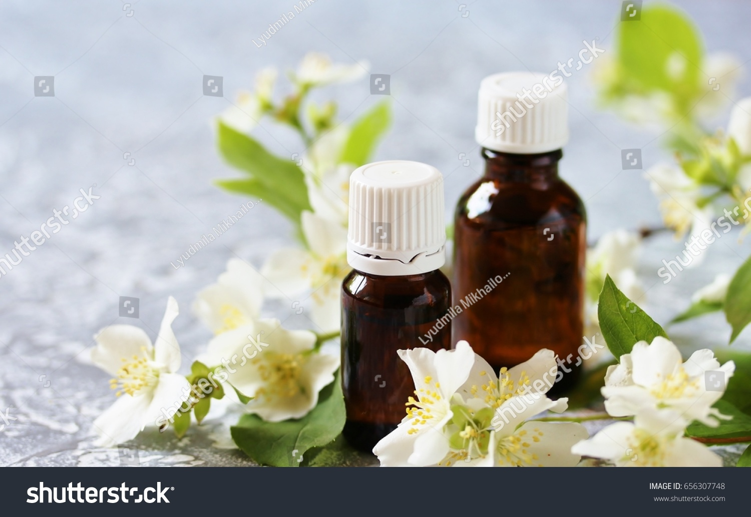 Oil jasmine aromatherapy jasmine oil jasmine stock photo royalty oil of jasmine aromatherapy with jasmine oil jasmine flowers izmirmasajfo