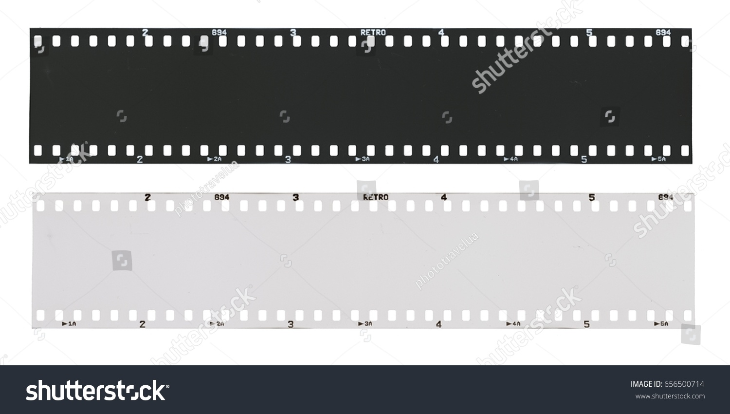 film strip template empty developed black stock photo 656500714, Powerpoint templates
