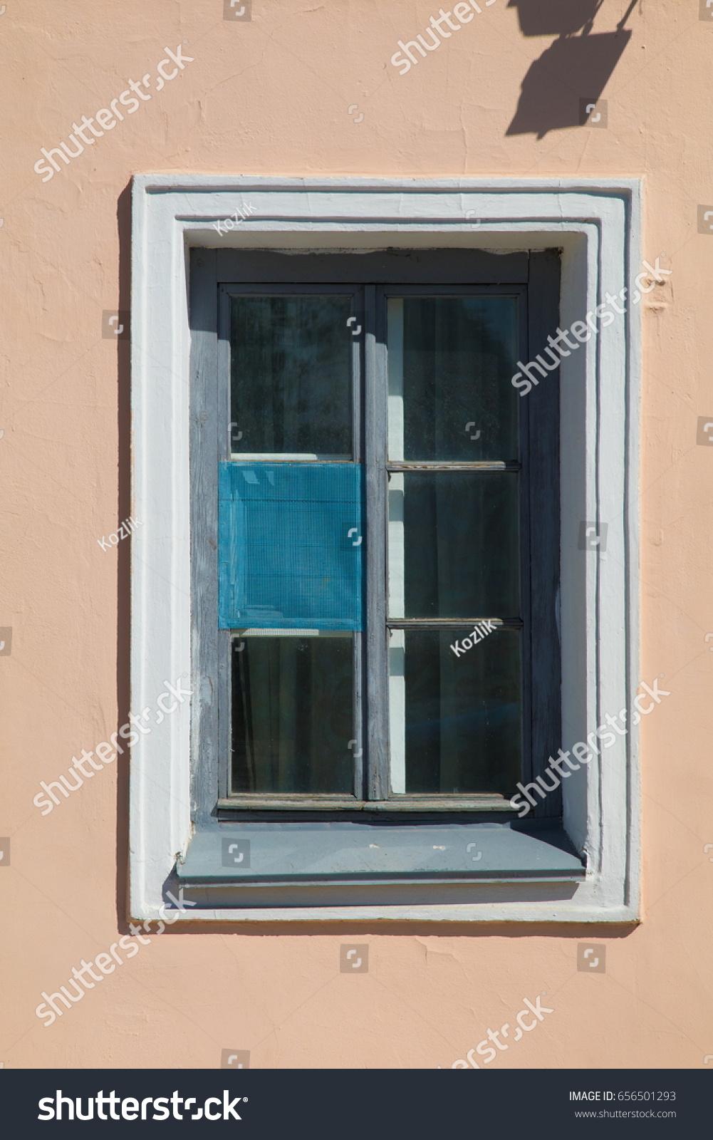 Woodnen Window Ez Canvas