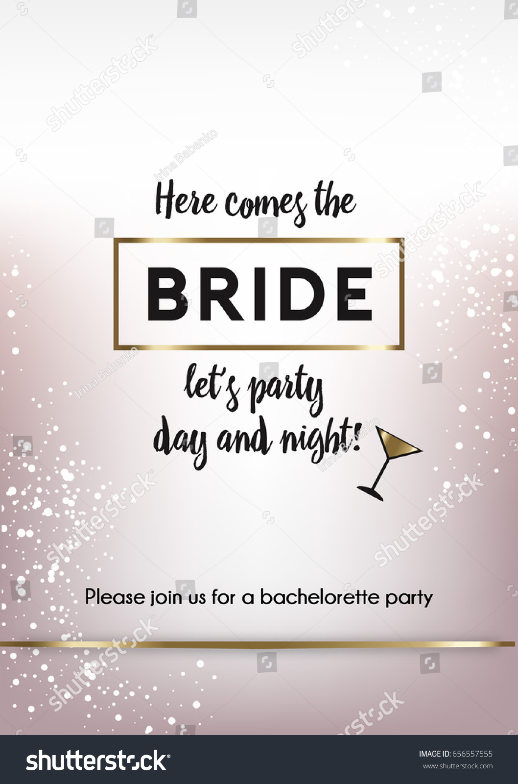Western Bachelorette Party Invitations Image collections - Party ...