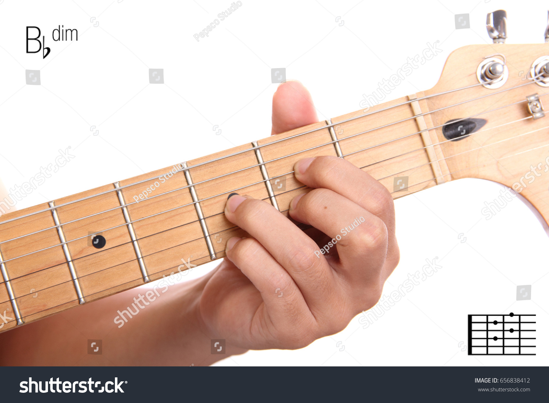 Bbdim Guitar