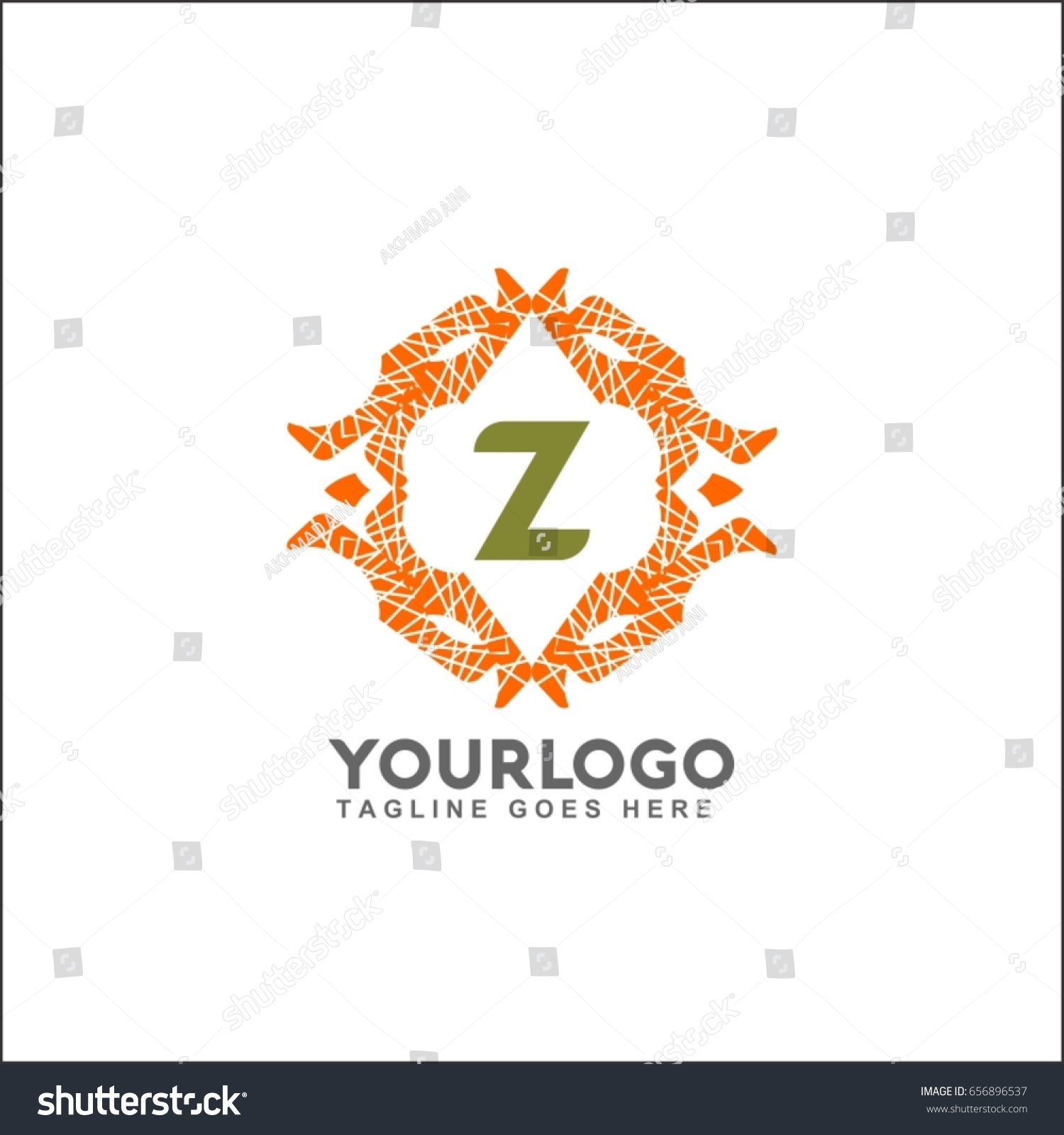 Z letter emblem weaving circle monogram stock vector hd royalty z letter emblem of the weaving circle monogram design for royalty business card thecheapjerseys Gallery