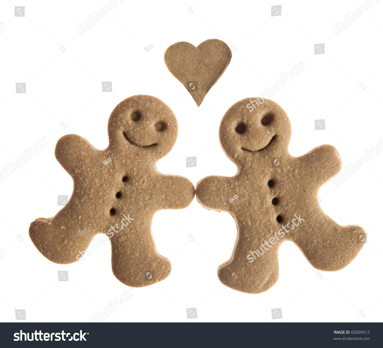 how to make homemade gingerbread man cookies