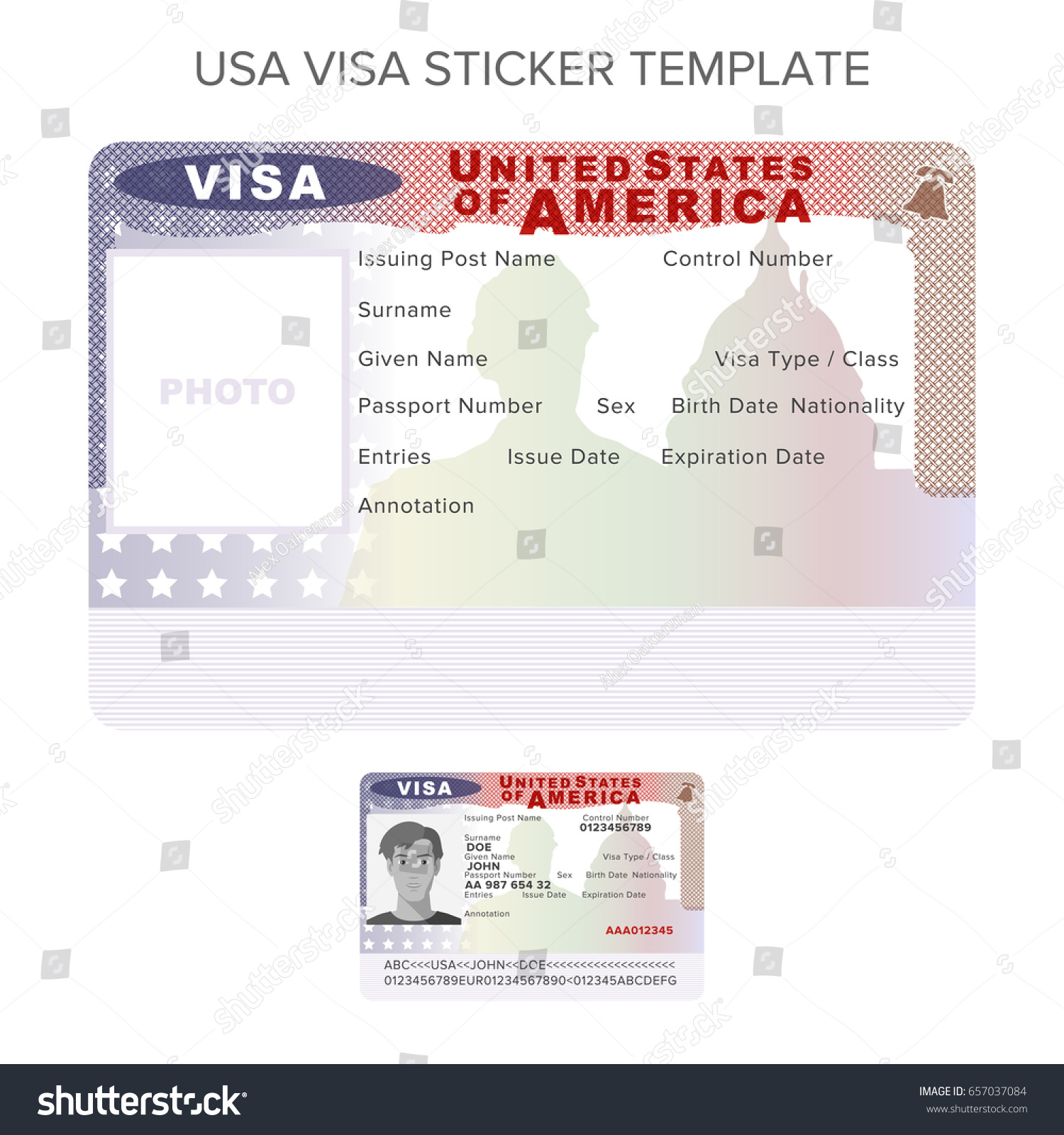 Visa invitation letter template usa business examples | letter.