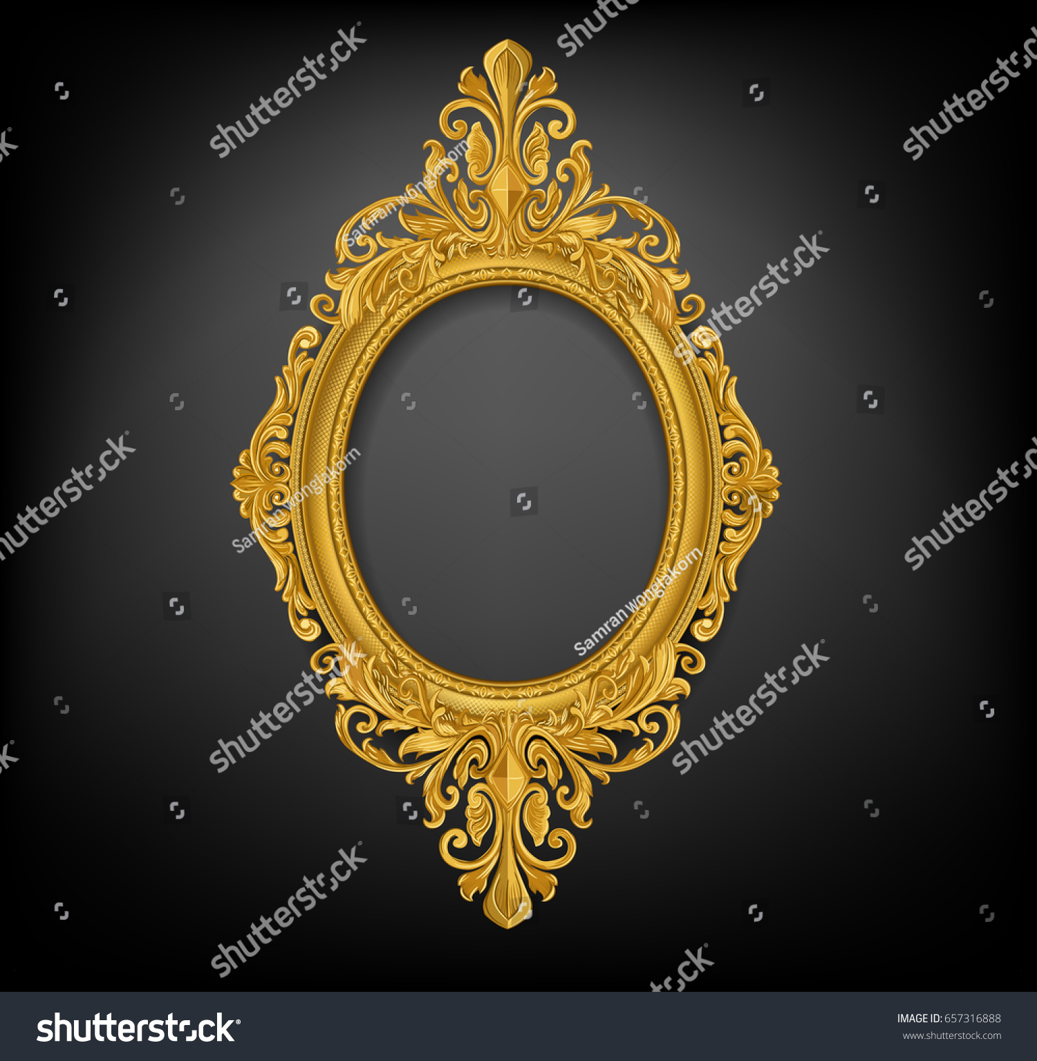 frames vintage vector gold text clip art free place with on download dark backgrounds for