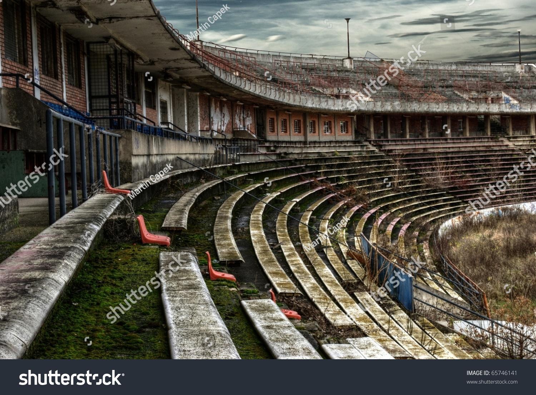 STILL Not Dead (Terrors & Tactics Updade) - Page 3 Stock-photo-old-ruined-stadium-65746141