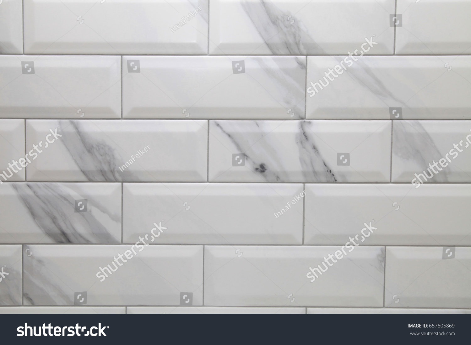 White marble metro ceramic tile texture stock photo 657605869 white marble metro ceramic tile texture modern background dailygadgetfo Image collections
