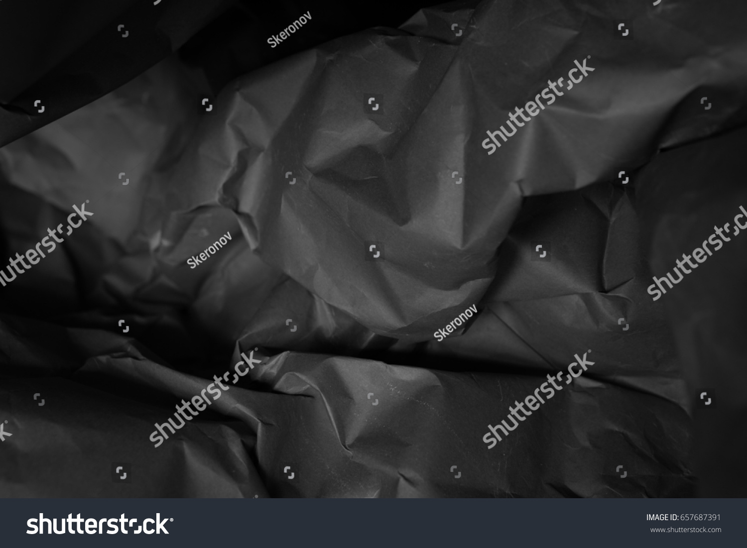 Black Paper Texture Wrinkled Paper Wallpaper For Your Desktop And