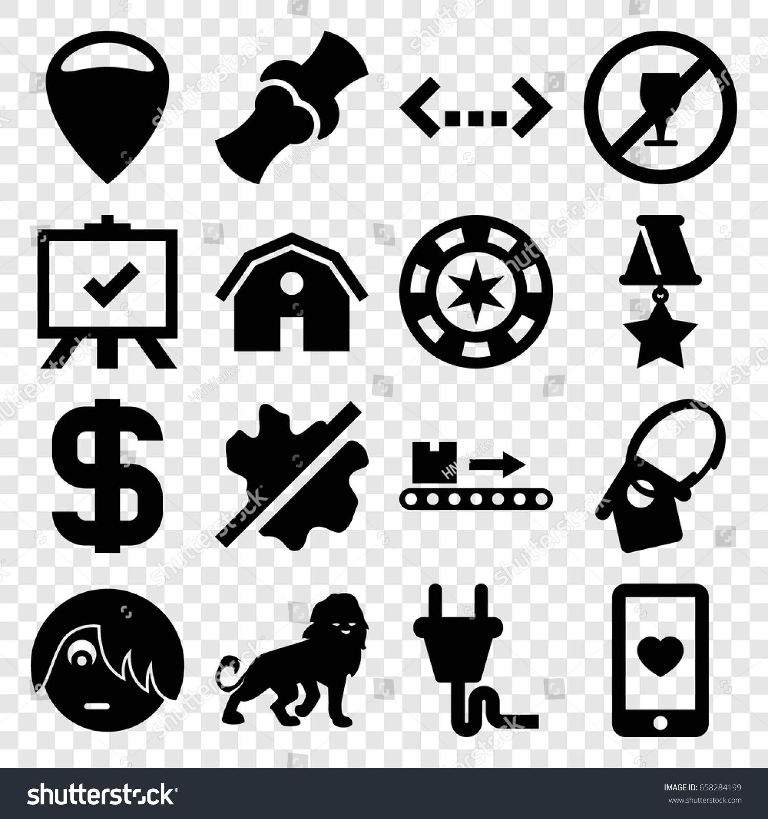 Label icons set set 16 label stock vector 658284199 shutterstock label icons set set of 16 label filled icons such as lion barn biocorpaavc