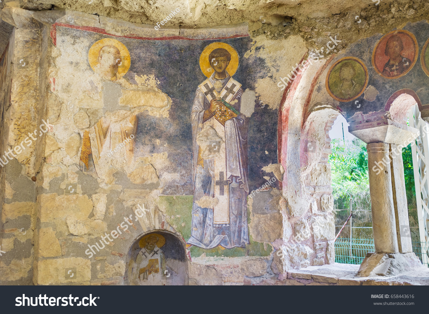 Demre turkey may 7 2017 st stock photo 658443616 shutterstock demre turkey may 7 2017 st nicholas church boasts beautiful preserved medieval amipublicfo Image collections