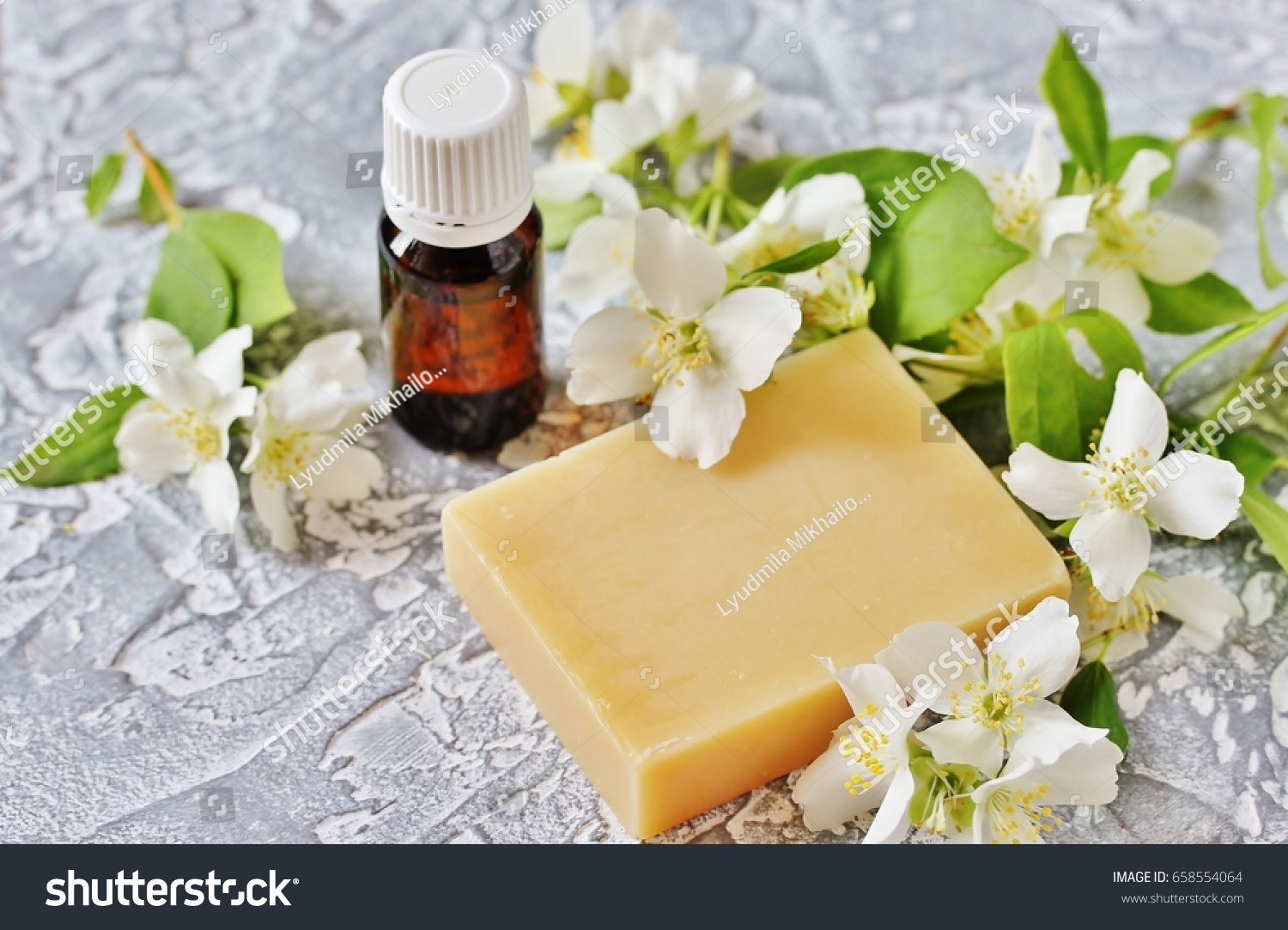 Natural soap jasmine oil ecocosmetics jasmine stock photo royalty natural soap with jasmine oil ecocosmetics with jasmine extract jasmine flowers close up izmirmasajfo