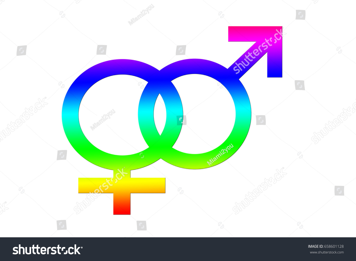 Royalty Free Stock Illustration Of Male Female Symbols Boy Girl