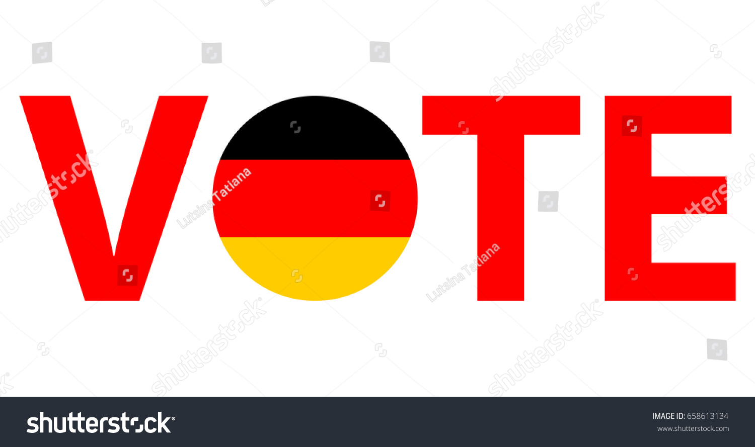 Voting Symbols Vector Design Template Elections Stock Vector ...