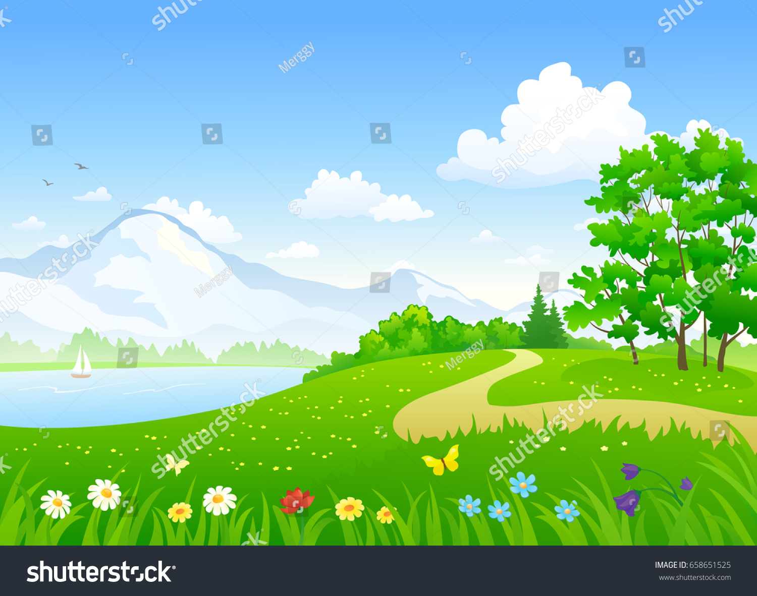 Top Landscape Summer - stock-vector-vector-cartoon-drawing-of-a-beautiful-summer-landscape-with-a-lake-and-flower-fields-658651525  Collection_877796.jpg