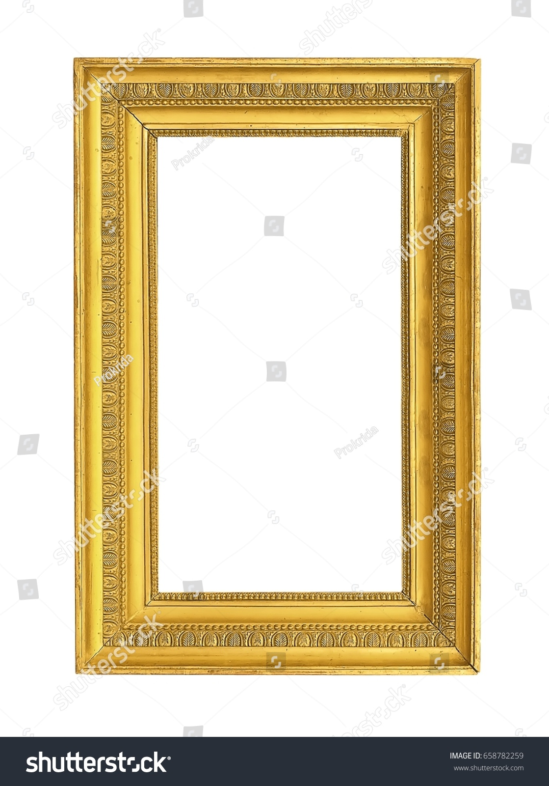 Gilded frame for paintings, mirrors or photos | EZ Canvas