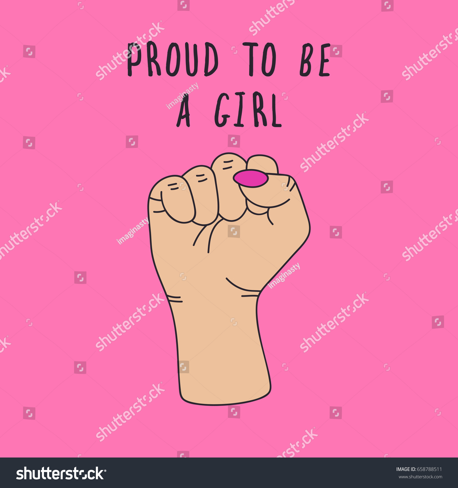proud to be a girl By jaya iyer july 04, 2015 run like a girl play like a girl think like a girl you  are a girl, so be proud this gender is a very strong gender, and everyone who is .