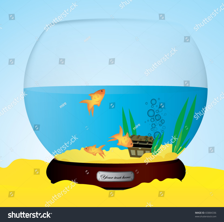 Fish tank clipart - Fish Tank Clipart