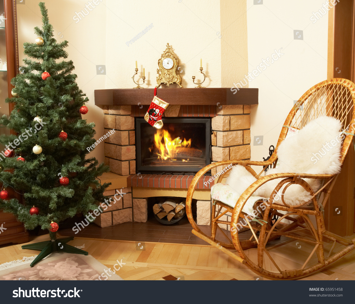Chair Decorations For Christmas