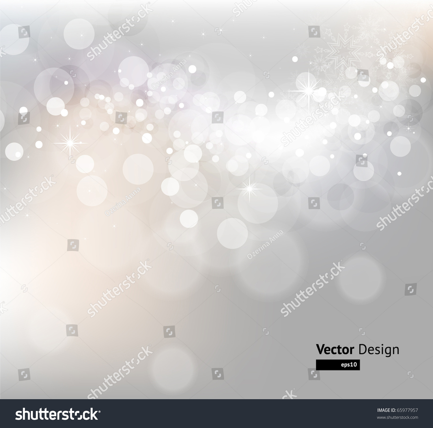 light silver abstract christmas background white stock vector 65977957
