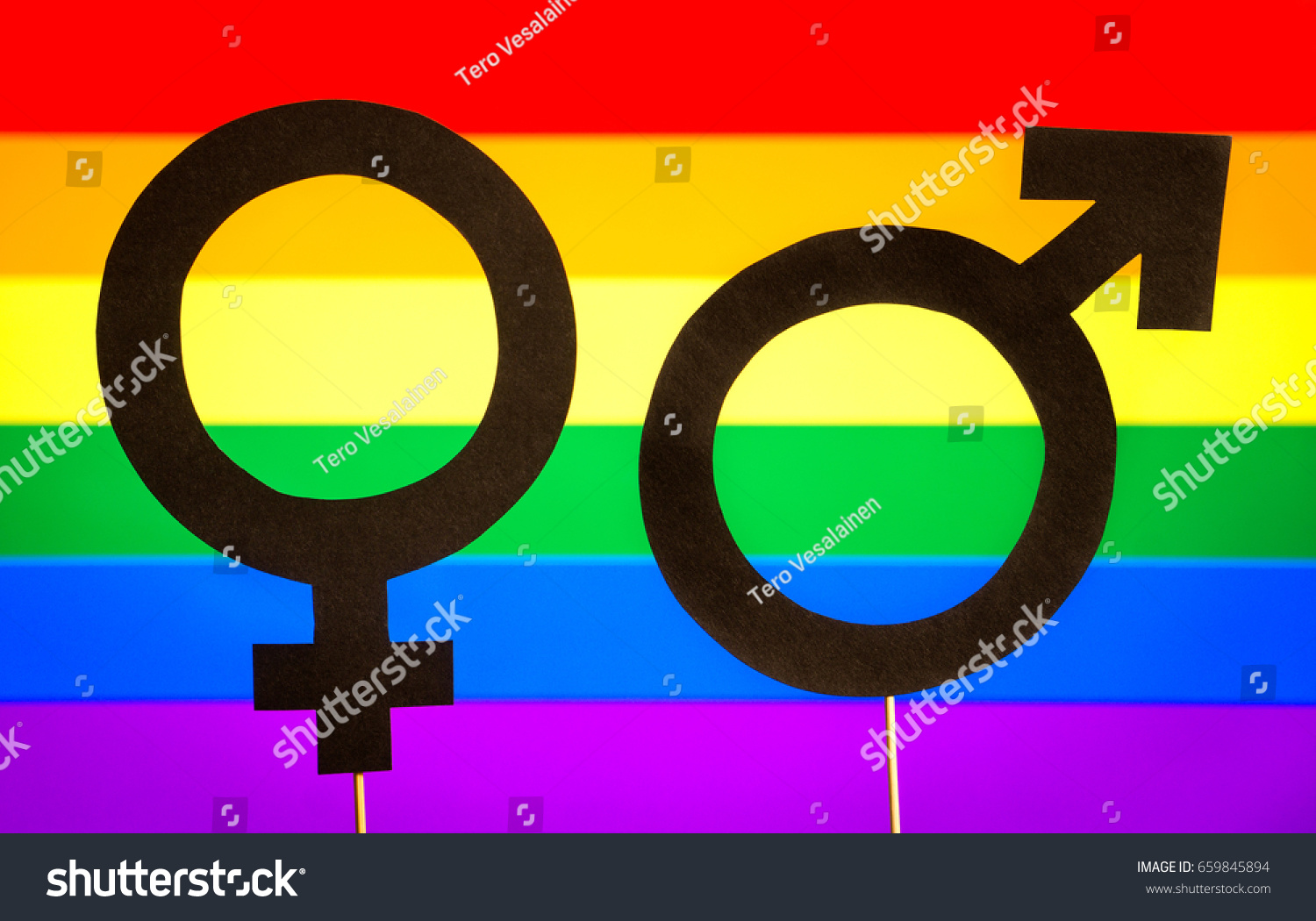 from Damien support gays background
