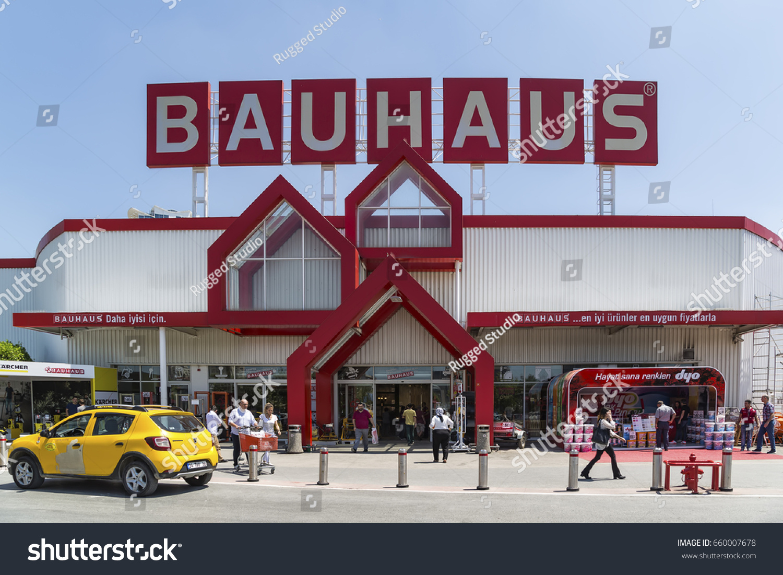 Istanbul Turkey June 07 2017 Bauhaus Stock Photo Edit Now