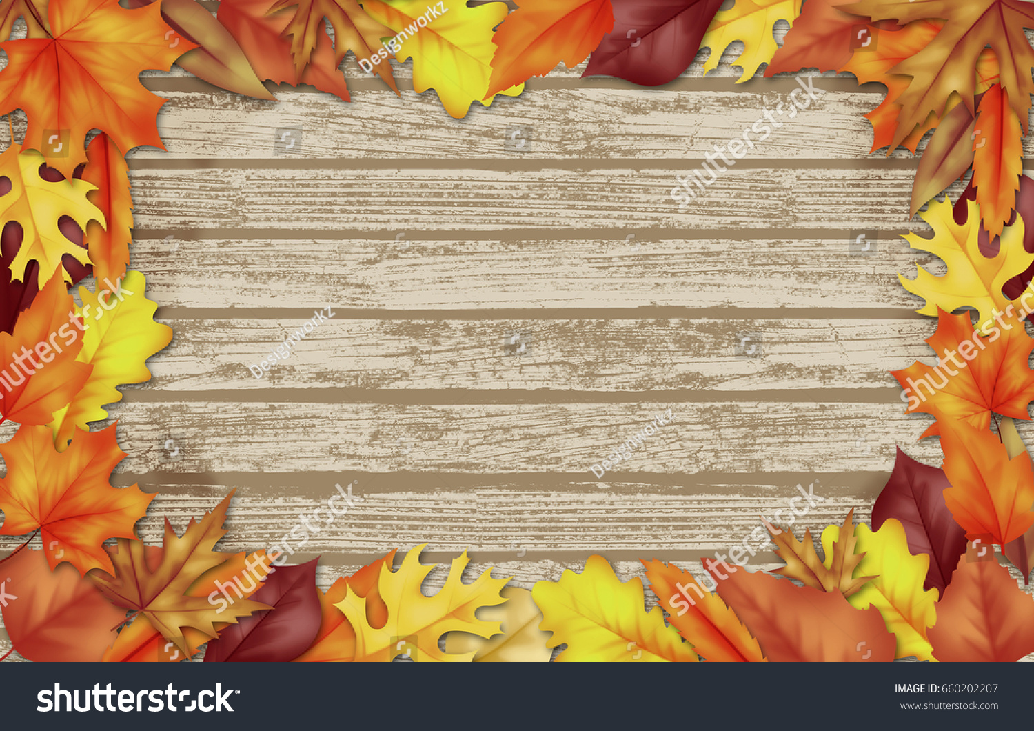 fall autumn background autumn leaves background stock illustration